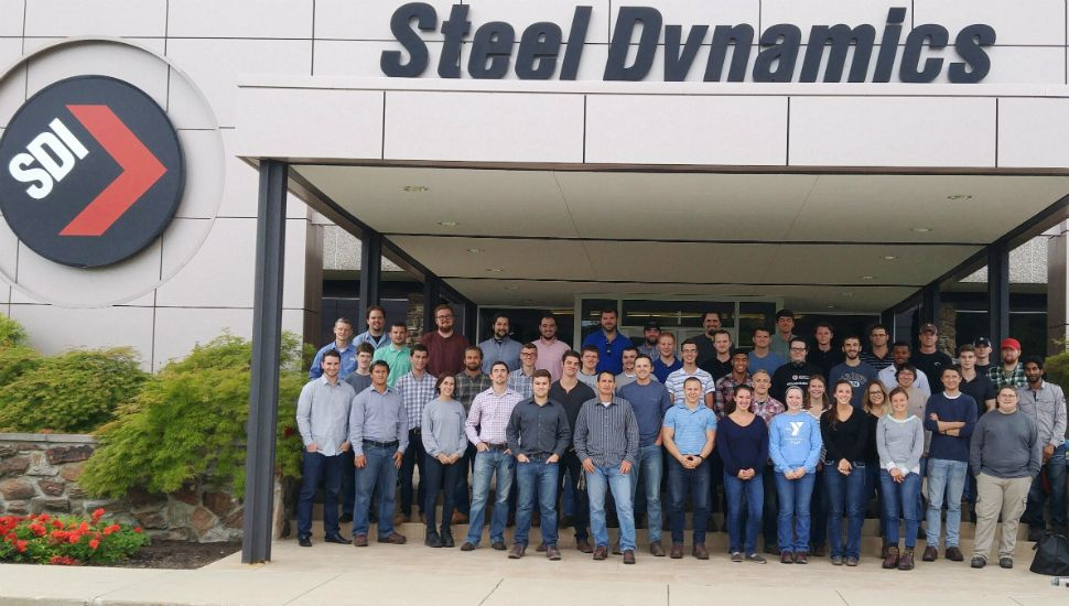 54eaa9acc60 Steel Dynamics Internship Program Offers Opportunity for Many Career  Pathways